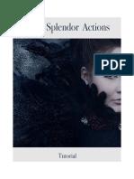 JD Dark Splendor Actions TUTORIAL