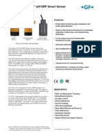 Signet 2751 PH-OrP Smart Sensor Electronics