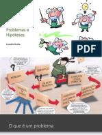 10.3 Como Elaborar Problemas e Hipoteses