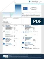 vidrio-Laminado Cool Lite STB 136 4mm +Pvb 0.38 + Incoloro 4 mm.e (1)