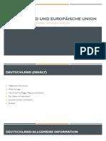 Deutschland Und EU
