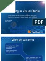 Debugging in Visual Studio