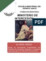 Ministerio de Intercesion