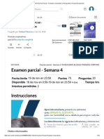 1 Intento Examen Parcial - Finanazas