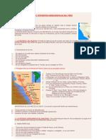 Las Vertientes Hidrográficas