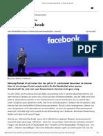 Internet Und Meinungsfreiheit_ Im Staate Facebook