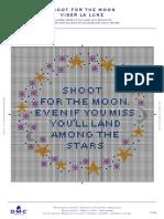 Https Www.dmc.Com Media Dmc Com Patterns PDF PAT0858 Etoile - Shoot for the MoonPAT0858