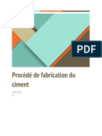 Ciment Project Proposal