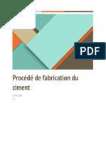 Ciment Project Proposal