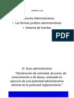 1 Apuntes Preliminares Sobre Derecho Administrativo