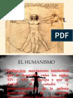 El Humanismo y El Renacimiento