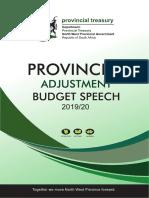 Adjustment Budget Speech Booklet 2019.20 (1)