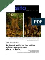 Deconstructivismo Articulo