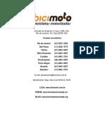 Manual Instalação Kit Motor Bicimoto 2 Tempos 80cc 48cc-Converted