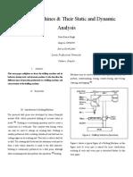 Mec-202 Term Paper