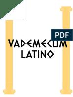 Apuntes de Latín