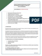 Gfpi f 019 Proyecto de Vida(1)