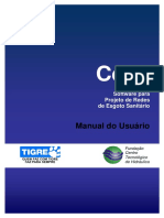 Manual CEsg da Tigre