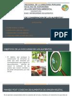 biovidiversidad de alimentos