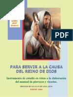 Manual de Parrocos y Vicarios