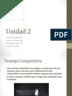 Presentación - Comercialización Int- - Ventaja Competitiva