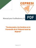 Manual Prevencion Contra La Violencia HACIA LAS MUJERES 25082017