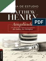 Biblia e Studio Henry