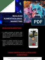Realidad Aumentada en el Marketing