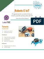 Robots E IoT