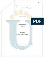 Estudio de Caso E Coli Grupo Colaborativo 151006 21 Angie Parra
