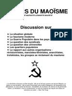 Cahier Mao 2