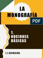 La Monografia Xd