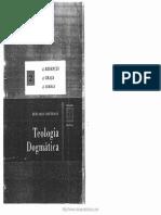 Livro Teologia Dogmatica  A Redencao a Graca e a Igreja do Pe. Bernardo Bartmann