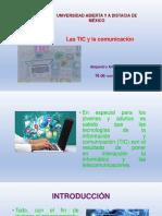 Las TIC y la comunicación