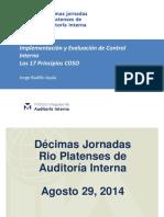 Panel- Perspectivas de La Auditoria Interna Badillo