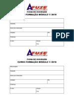 FICHA de INSCRIÇÃO Formacao 2019-Convertido