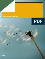 SAP Access control