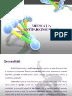 LP 5 - Medicatia Antiparkinsoniana