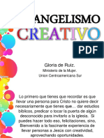 245863958 Evangelismo Creativo Sra Ruiz