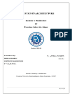 New Acoustics in Architecture