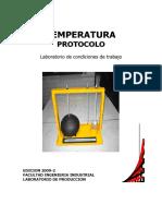 Protocolo de Temperatura 2008-1
