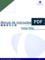 Relógio Ponto Inner Rep Manual