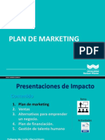 SEMANA 6 Plan de Marketing