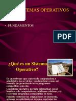 03 Los Sistemas Operativos
