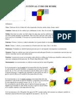 Solución Al Cubo de Rubik-resumen_miguel
