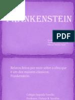 Trabalho Do Livro(Frankestein)