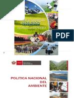 Panel 02.- Política Nacional de Educación Ambiental para el Desarrollo Sostenible / Exp. Carlos Rojas Marcos - MINAM