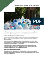 Consiglio Per Una Vita Plastic Free