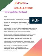 7Days Challenge Stima de Sine Conteaza