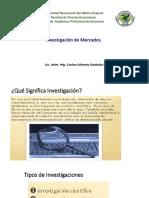 1. Investigación de Mercados 22-08-19